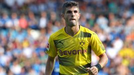 Pulisic eyes Bundesliga title
