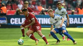 Hertha Berlin 0-3 Liverpool - as it happened