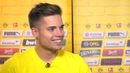 "Watch: Weigl: ""Happy to be back!"""