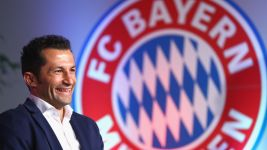 Salihamidzic named Bayern's sporting director