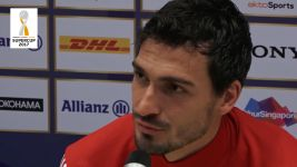 Watch: Hummels ready for Supercup challenge