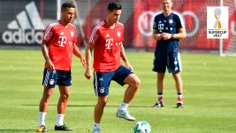 James and Thiago out of Supercup
