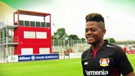 Watch: Behind the scenes at Leverkusen's Media Day