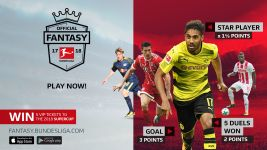 Official Fantasy Bundesliga 2017/18