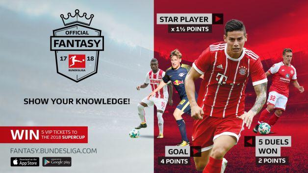 Bundesliga official fantasy bundesliga last season 39 s top 10 midfielders - Last season bundesliga table ...