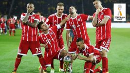 Bayern beat Dortmund to win Supercup!