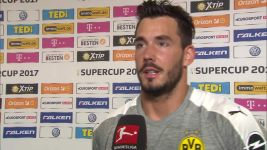 Watch: Bürki calls for improvement
