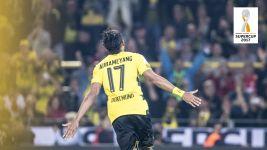 Watch: Aubameyang's Supercup stunner!