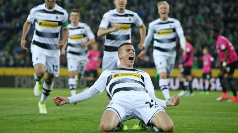 Watch: Gladbach 1-0 Hertha - highlights