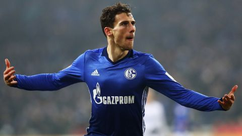 Goretzka throws down Royal Blue gauntlet