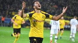 "Sahin: ""I was just trying to breathe"""