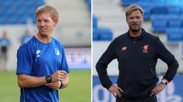 Liverpool boss Klopp: Nagelsmann is the future