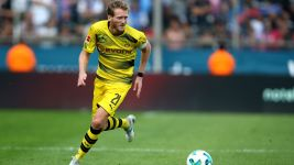Dortmund's Schürrle out for a month