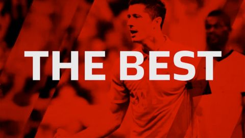 Watch: Lewandowski - The complete striker