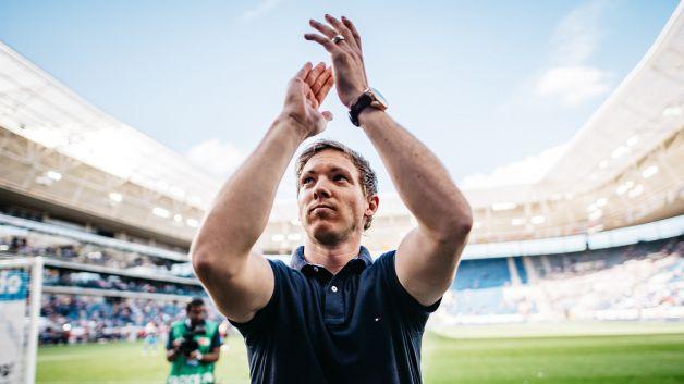 Bundesliga julian nagelsmann serge gnabry and hoffenheim 39 s recipe for success - Last season bundesliga table ...