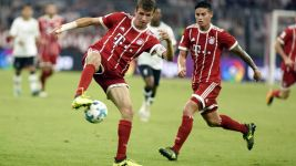 Watch: Bayern's golden duo