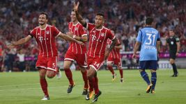 Bayern begin season with 3-1 win over Leverkusen