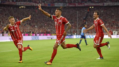Watch: Bayern 3-1 Leverkusen