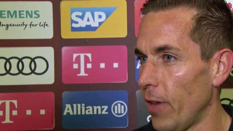 Watch: Stieler talks Video Assistant Referee