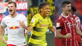 Watch: The Bundesliga goalgetters