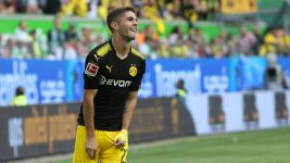 Pulisic and Dortmund to face LAFC