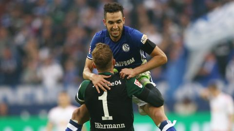 Bentaleb and Konoplyanka fire Schalke past Leipzig
