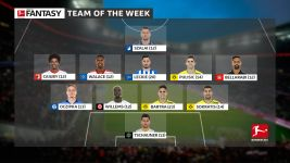 Bundesliga Team of the Week: Matchday 1