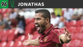 Hannover sign Brazilian striker Jonathas