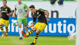 Watch: Marc Bartra's wonder strike in Wolfsburg