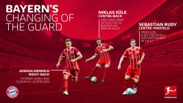 Latest Bayern cast perform Lahm & Alonso script