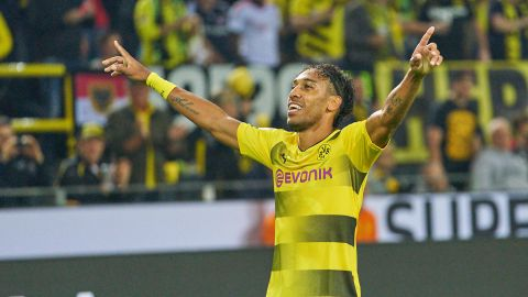 Watch: All Aubameyang's 2017/18 goals so far!