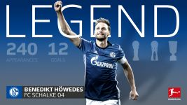Höwedes leaves Schalke for Juventus