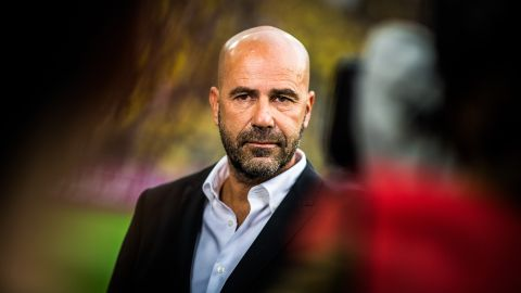 Watch: Dortmund's big Bosz man