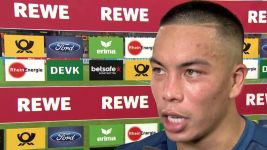 Watch: Bobby Wood all smiles