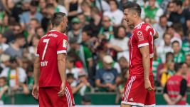 Previous meeting: Bremen 0-2 Bayern
