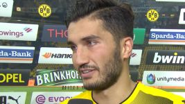 "Watch: Sahin ""It was about time I scored!"""