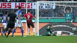 Hannover 1-0 Schalke - as it happened!