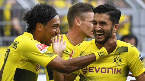 Previous meeting: Dortmund 2-0 Hertha