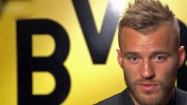 Watch: Yarmolenko makes Dortmund pledge