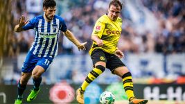 Watch: Götze ready to shine on Dortmund return