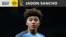 Sancho joins Dortmund from Man City