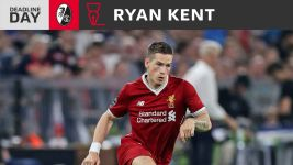 Freiburg swoop for Liverpool's Ryan Kent