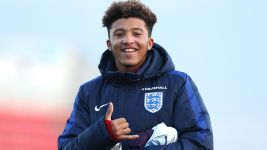 BVB's Sancho in England U17 World Cup squad