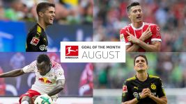 Watch: August Goal of the Month contenders!