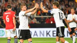 Germany 6-0 Norway - As it happened!