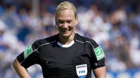 Bibiana Steinhaus to make Bundesliga history