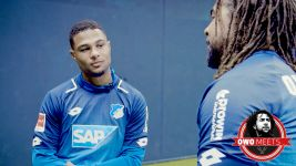 Owo meets: Serge Gnabry