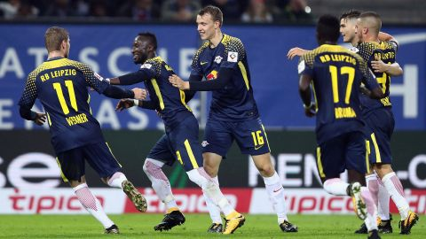 Hamburg 0-2 Leipzig - As it happened!