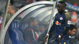 Leipzig's Keita unlikely to face Monaco