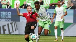 Watch: Wolfsburg 1-1 Hannover